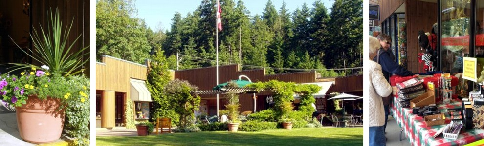 Restaurant At Pender Island Golf Course